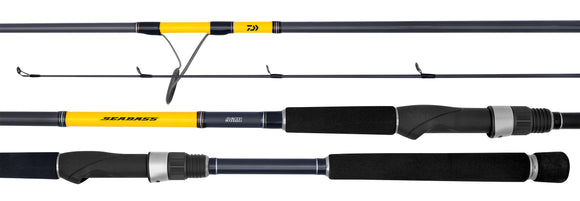 Seabass Spin Rods