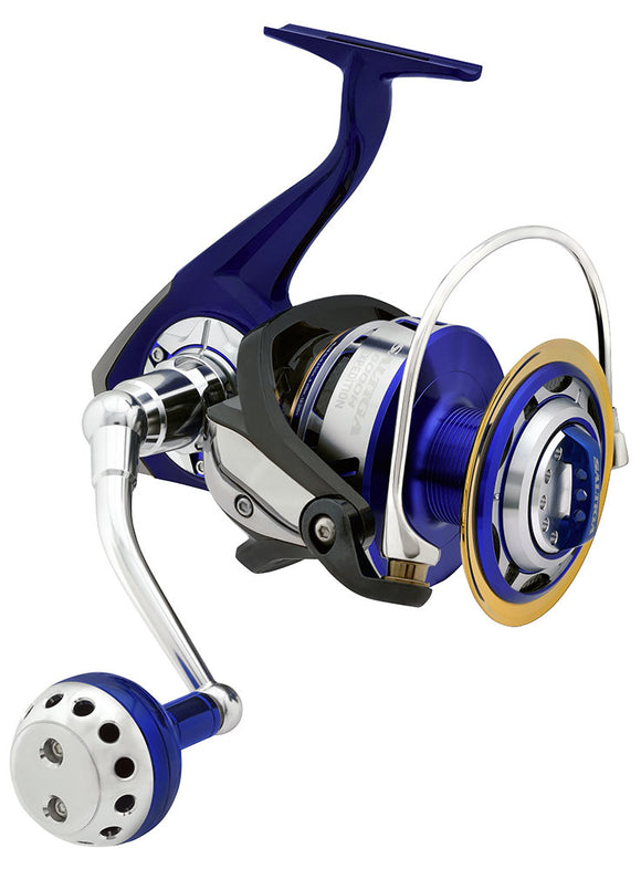 Saltiga Expedition Spin Reels