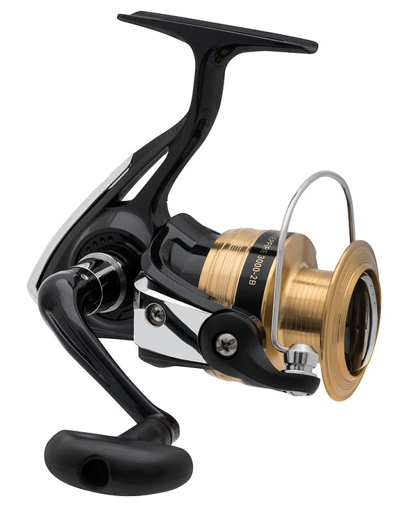 Sweepfire 2B Spin Reels