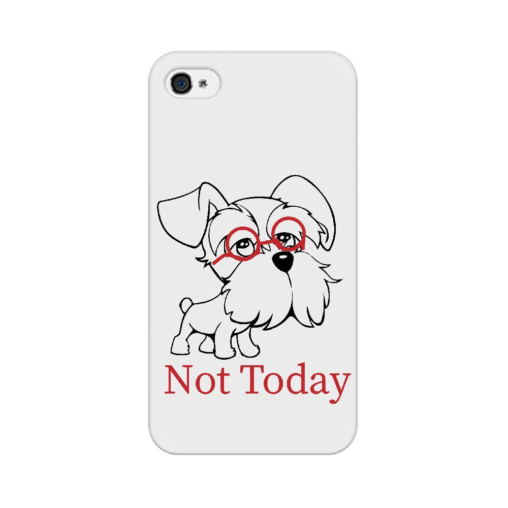 Not Today Samsung & Iphone Cover