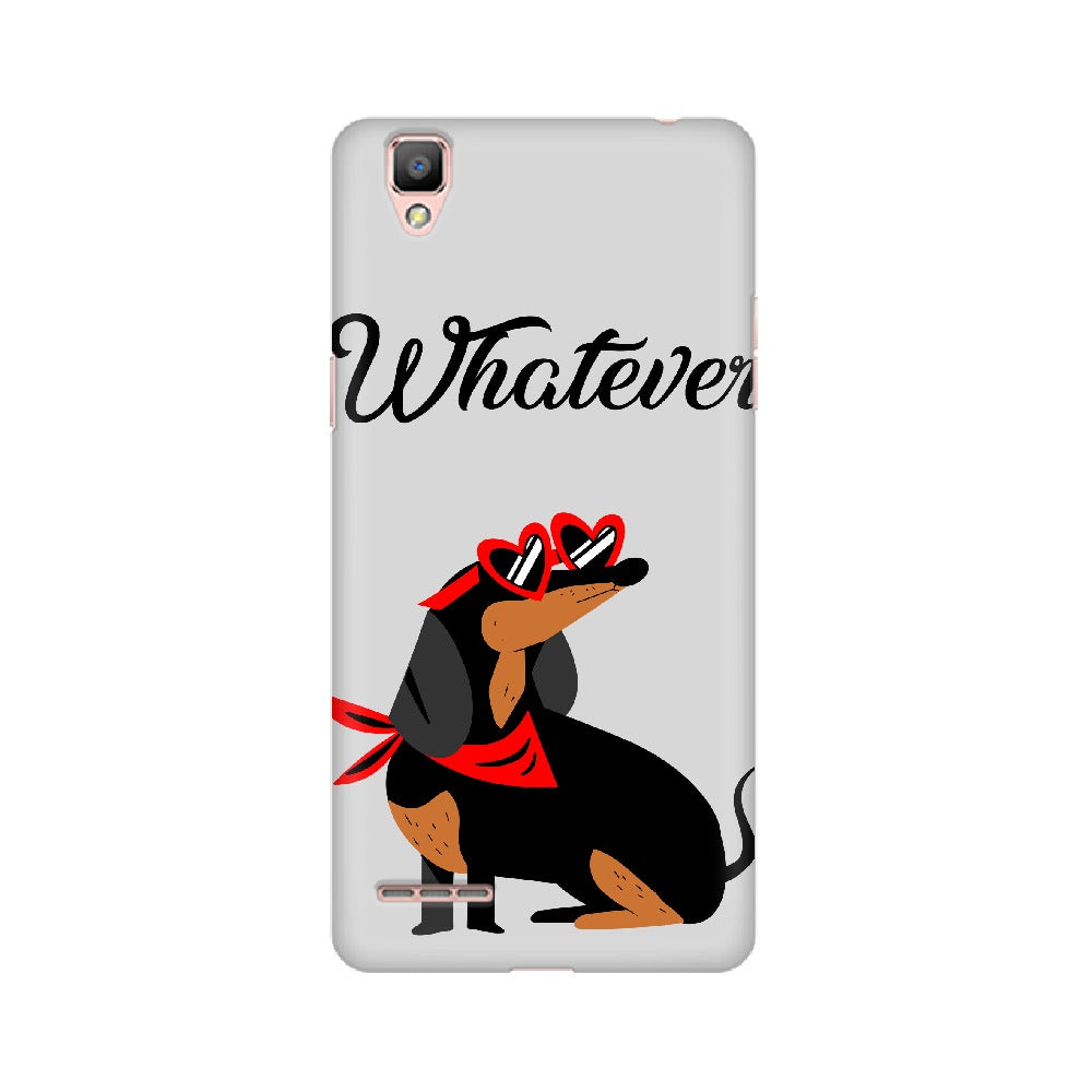 Whatever Oppo & Xiaomi  Phone Cover