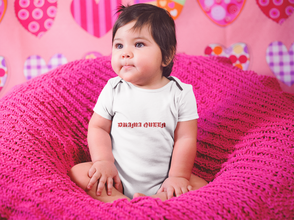 Drama Queen  Baby Bodysuit