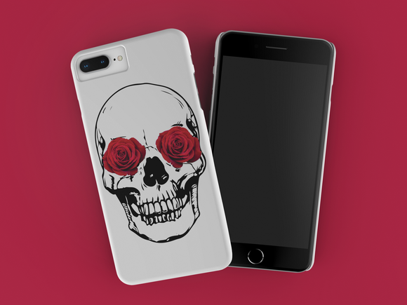 Rose Eyes Iphone & Samsung Cover