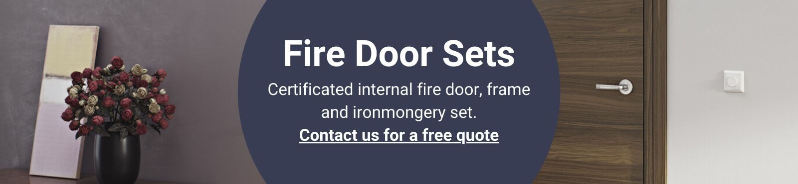 fire door sets