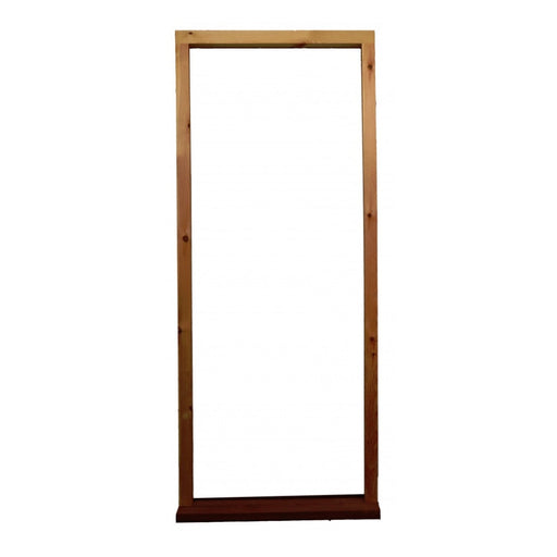 Single Softwood FD30 Fire Door Frame (With Cill)