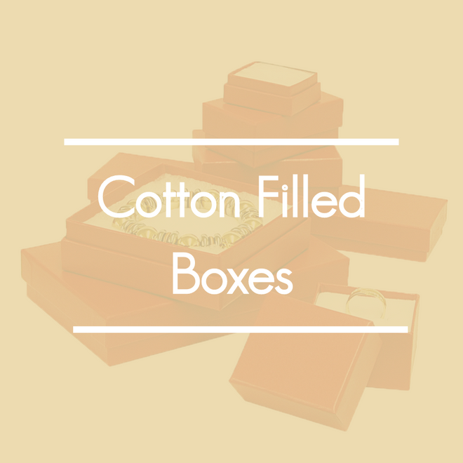 Cotton Filled Boxes