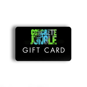 Concrete Jungle Gift Card