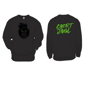 CNCRT JNGL CREWNECK SWEATER