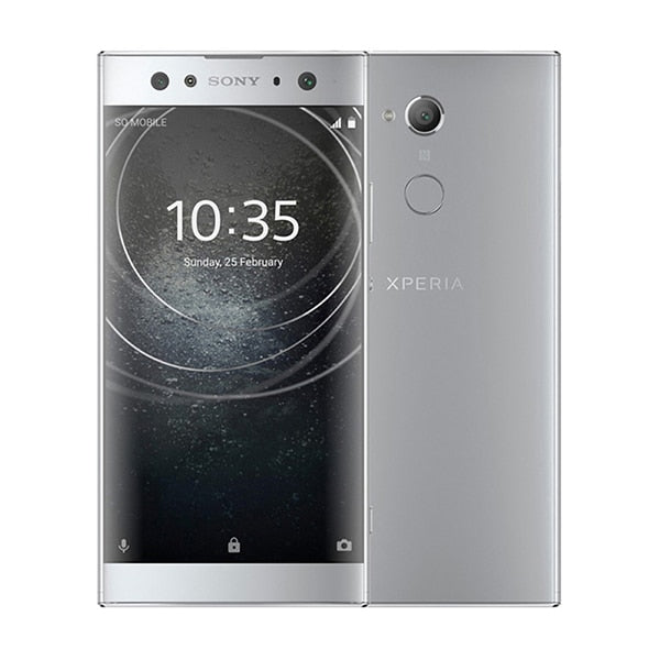 New Original Sony Xperia XA2 Ultra H4233 3 Camera 64G ROM 4G RAM 23.0MP Octa Core NFC 3580mAh Dual Sim Android 8 Smart Phone - fobglobal