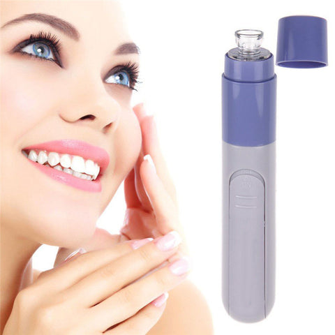 Mini Handheld Facial Blackhead Suction Remover - fobglobal