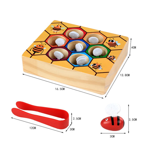Hive Board Games Early Childhood Education Building Blocks Toy - fobglobal
