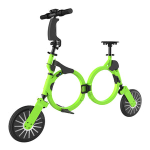Foldable Electric Bike Lithium Battery Power Bicycle