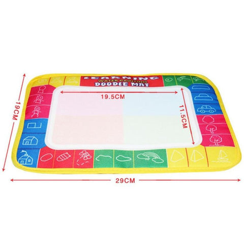 Image of Water Drawing Painting Writing Mat Board Magic Pen Doodle Toy