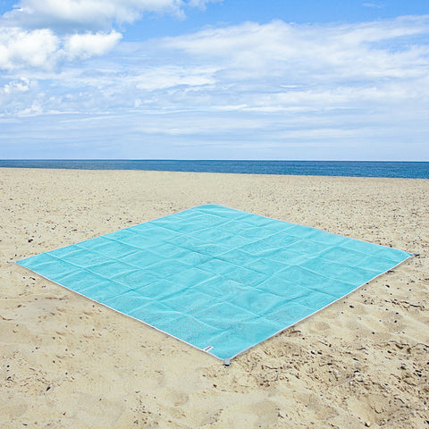 Sand Free Mat Camping Outdoor Foldable Picnic Beach Mat