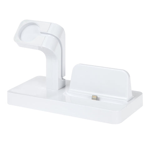 Charging Dock Stand for Apple Watch Series and iPhones - fobglobal