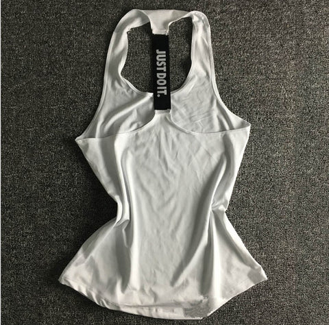 Image of Women Gym Sports Vest Sleeveless Shirts Tank Tops