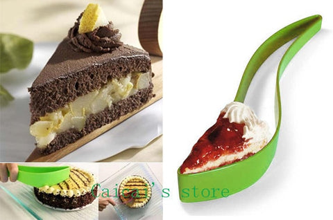 Stainless Steel Cake and Pie Slicer Kitchen Gadget