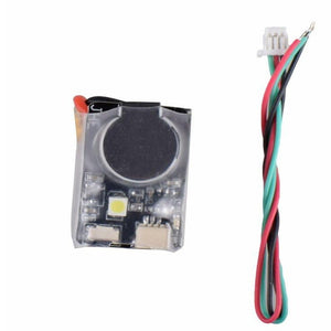 Super Loud Buzzer Tracker 110dB with LED Buzzer Alarm For Multirotor FPV Racing Drone Flight Controller