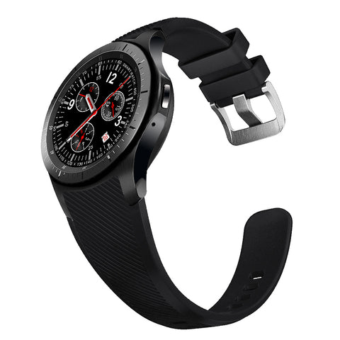 LEMFO LF16 Bluetooth Smart Watch Phone WIFI GPS 3G WCDMA Android Smartwatch Wristwatch Wearable Devices - fobglobal
