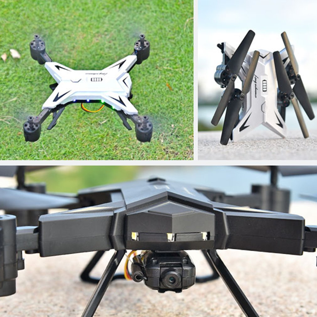 RC Drone with 1080P HD Camera 4 Channel Foldable Arm Remote Control Quadrocopter