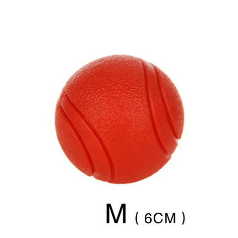Image of Dog Toy Rubber Ball Bite-resistant Dogs Pet Supplies - fobglobal