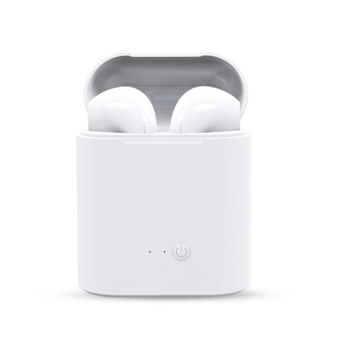AirPods -Mini Wireless Bluetooth Earphone Stereo Earbuds With Charging Box - fobglobal