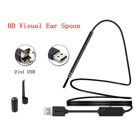 Ear Cleaning Tool HD Visual with Mini Camera