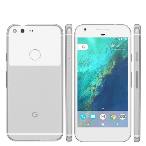 Image of Original NEW US Version Google Pixel Mobile Phone 5.0'' Snapdragon Quad Core 4G LTE Android 4GB RAM 32GB 128GB ROM Smartphone - fobglobal