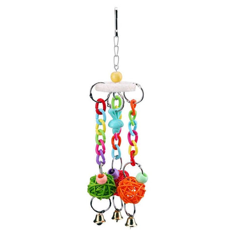 Hanging Cockatiel Parakeet Chewing Toys 12 Styles - fobglobal
