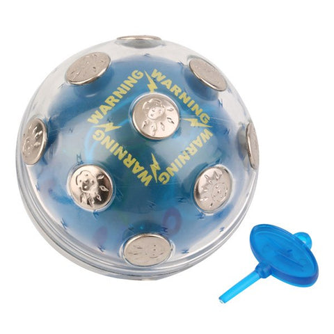 Safe Electric Shocking Ball Novelty Toy Party Game Fun Prank