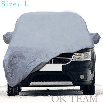 Indoor Outdoor Full Car Cover Sun UV Snow Dust Resistant Protection Size S M L XL SUV L XL Car Covers - fobglobal