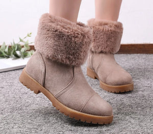 European Style Boots Women High Quality Shoes