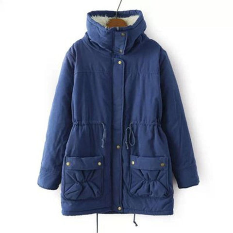 Image of Women's Warm Winter Parka