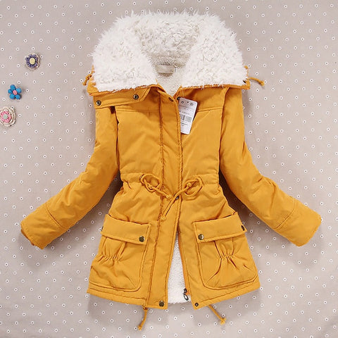 Women's Warm Winter Parka