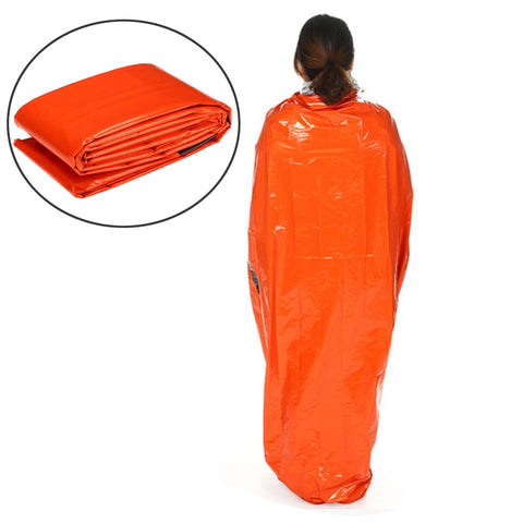 Foil Waterproof Survival Thermal Camping Anti-cold Blanket - fobglobal