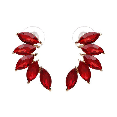 Image of Good Quality Design Jewelry Full Crystal Fashion Earring - fobglobal