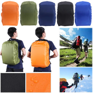 Waterproof Backpack Cover for Outdoor Camping Hiking Cycling
