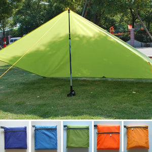 Double Tent Double Layer Outdoor Camping Waterproof Tent