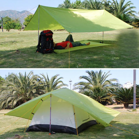 Double Tent Double Layer Outdoor Camping Waterproof Tent - fobglobal