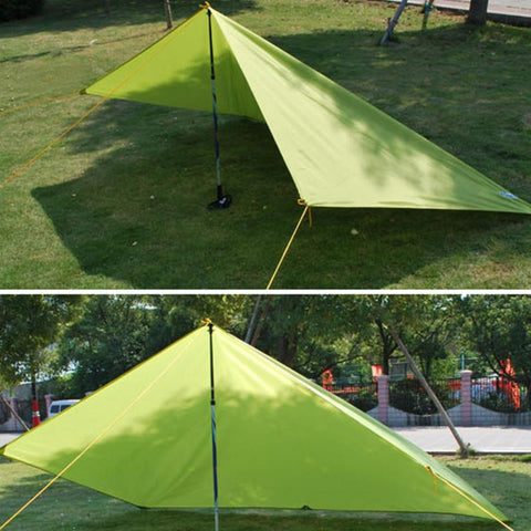 Image of Double Tent Double Layer Outdoor Camping Waterproof Tent - fobglobal