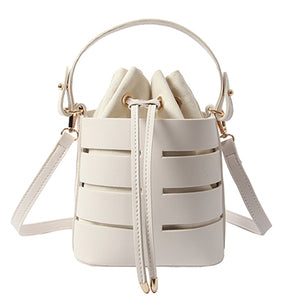 Drawstring Bucket Bag For Women