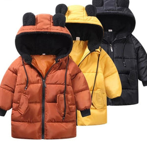 Girls Jackets Winter Outerwear
