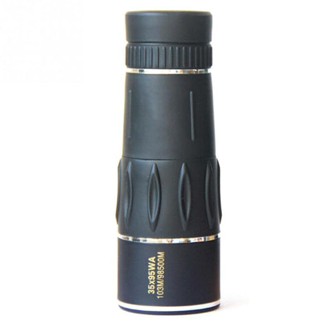 Night Vision Hunting Nitrogen Monocular Zoom HD Telescope 35 x 95 - fobglobal