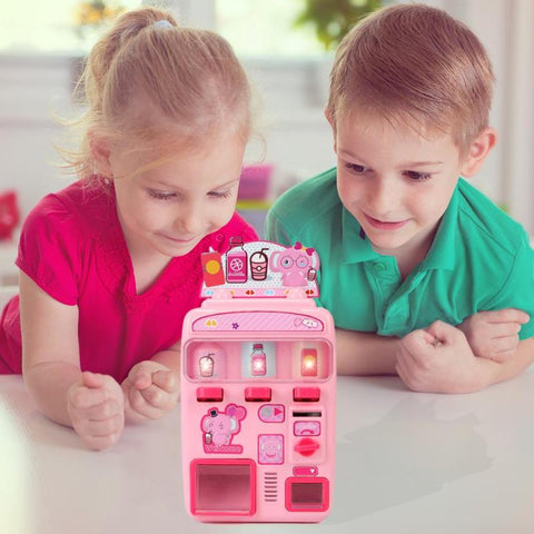Toy Vending Machine Simulation Shopping House