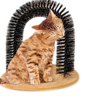 Self Pet Comb and Brush Toy