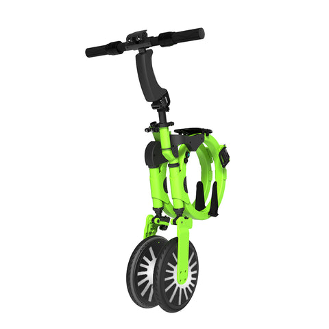 Foldable Electric Bike Lithium Battery Power Bicycle - fobglobal