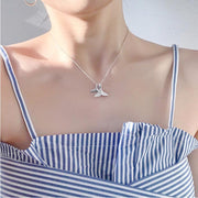 Fishtail Dolphin Necklace