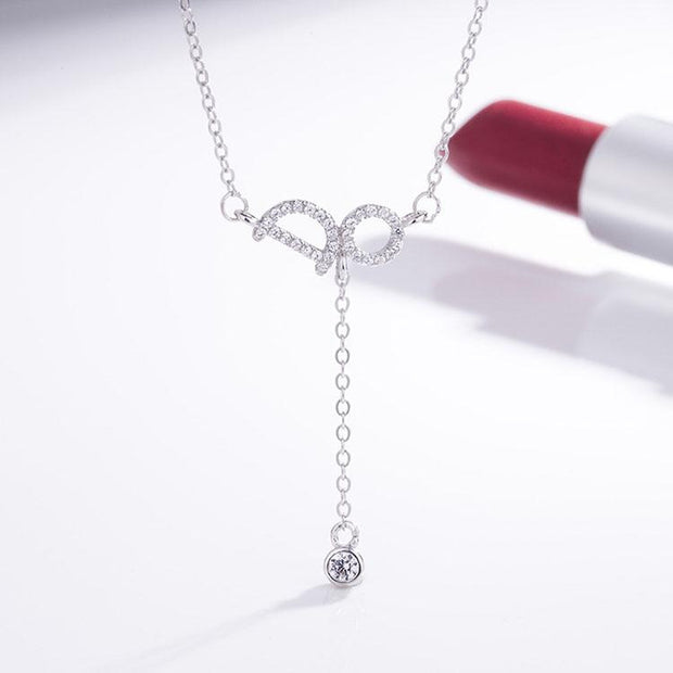 I Do S925 Silver Necklace