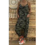 Sling Camouflage Rompers