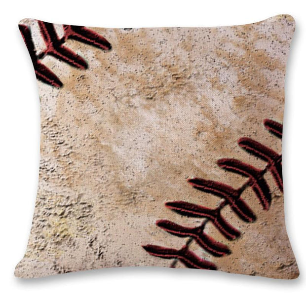 Baseball Pillow Case